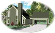 View house Plan#170-1119