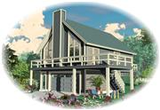 View house Plan#170-1121
