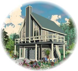 House Plan #170-1121