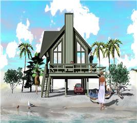 House Plan #170-1122