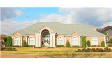 Main image for luxury house plans # 20480