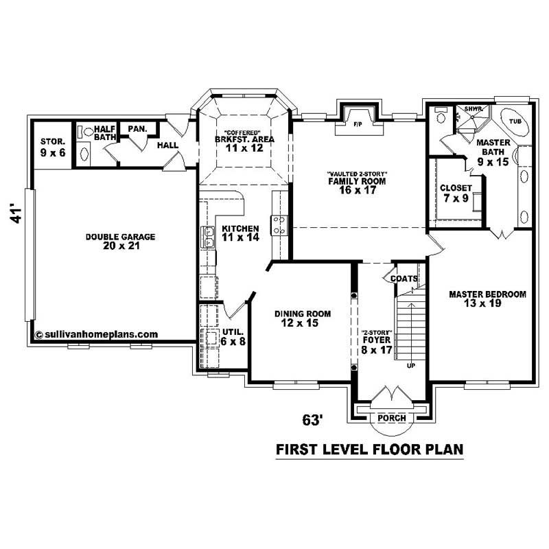 Southern house plans home design su 1622 1370 512 fc for 512 plan