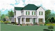 View house Plan#170-1243