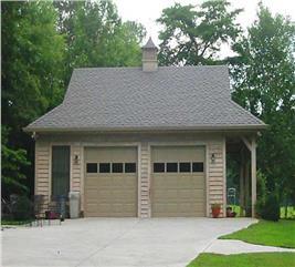 House Plan #170-1280