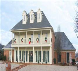 House Plan #170-1343