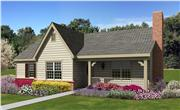 View house Plan#170-1394