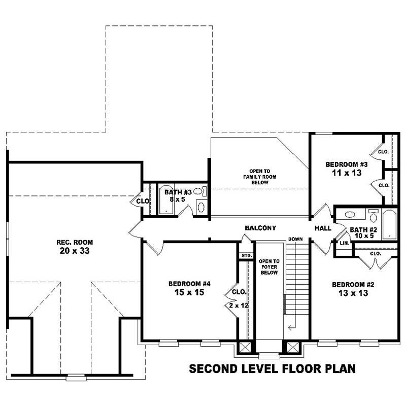 Southern House Plans Home Design Su 1622 1561 733 Ft