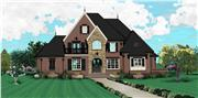 View house Plan#170-1496