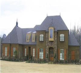House Plan #170-1507
