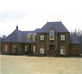 House Plan #170-1518