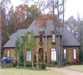 House Plan #170-1573