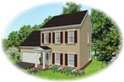 View house Plan#170-1588
