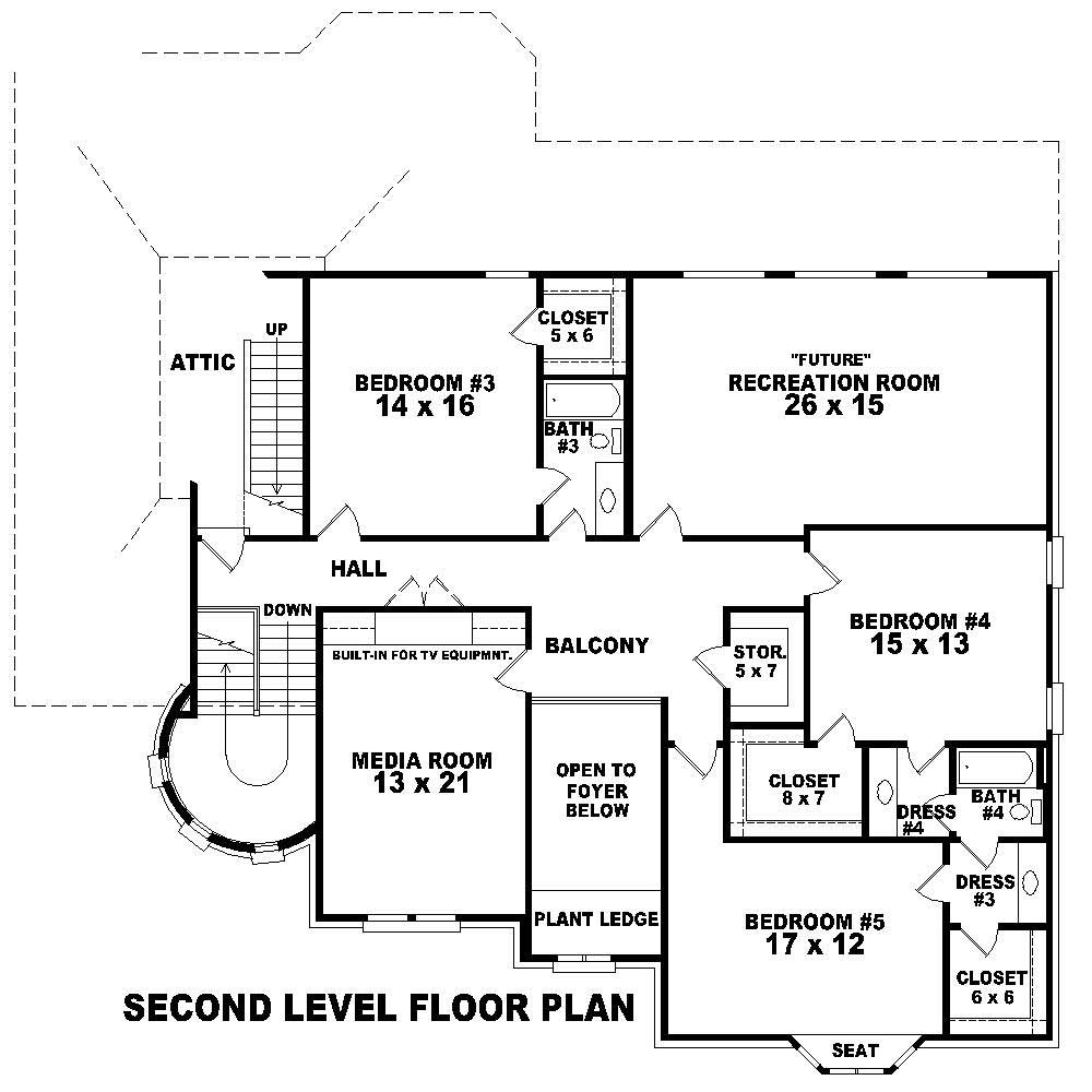 Second story floor plans 28 images 25 best ideas about for Second story floor plan