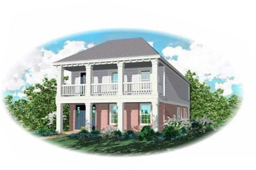Main image for house plan # 7577