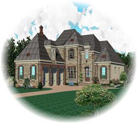 House Plan #170-1702