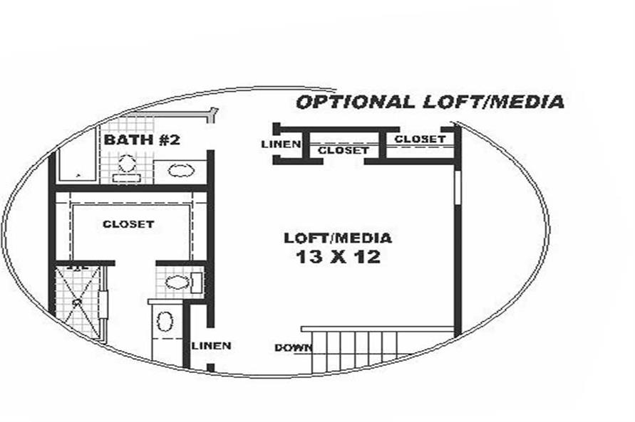 Other Image of this 4-Bedroom,1802 Sq Ft Plan -1802