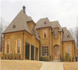 House Plan #170-1714