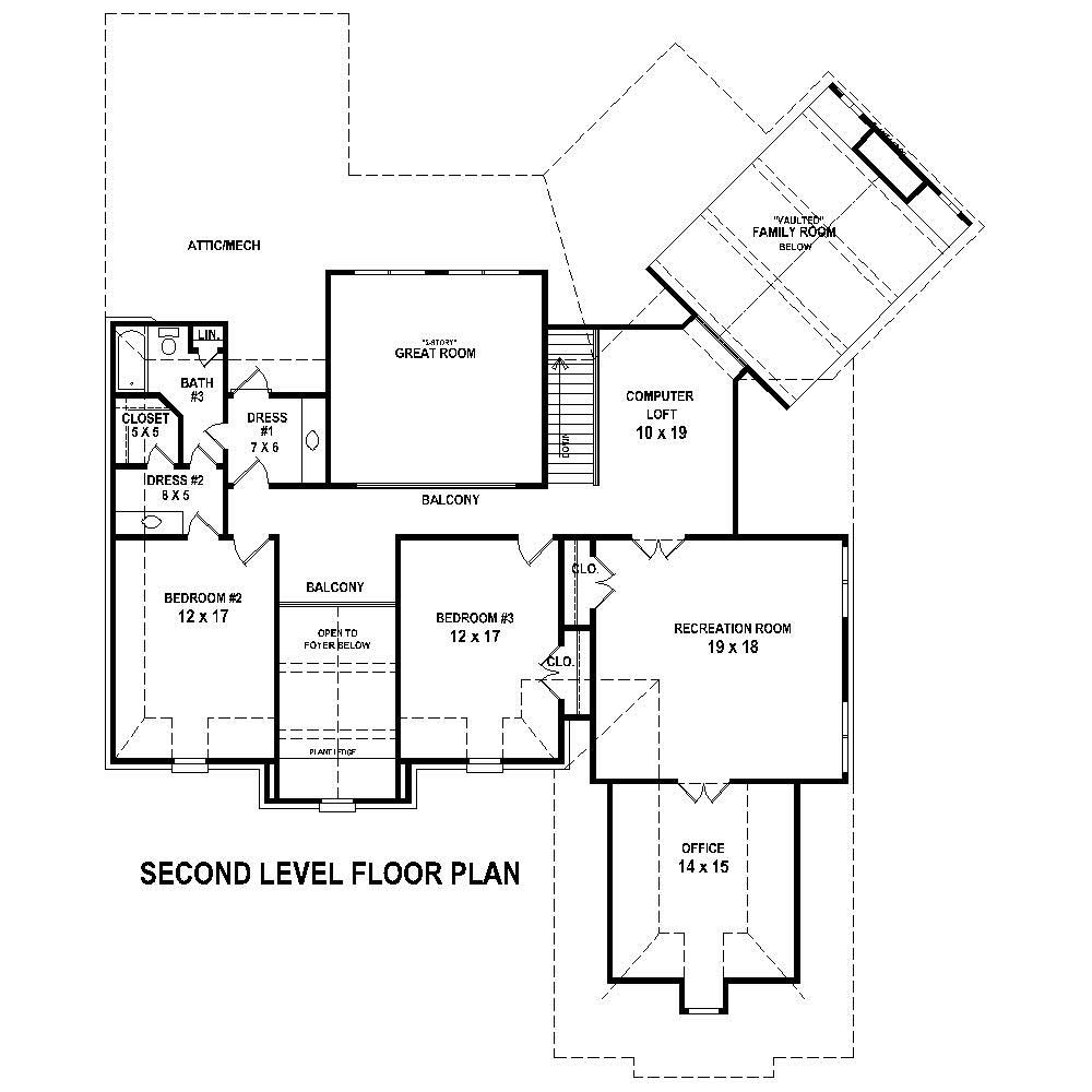 French country house plans home design su b2641 1556 871 fc for 4200 sq ft house plans