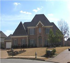House Plan #170-1772