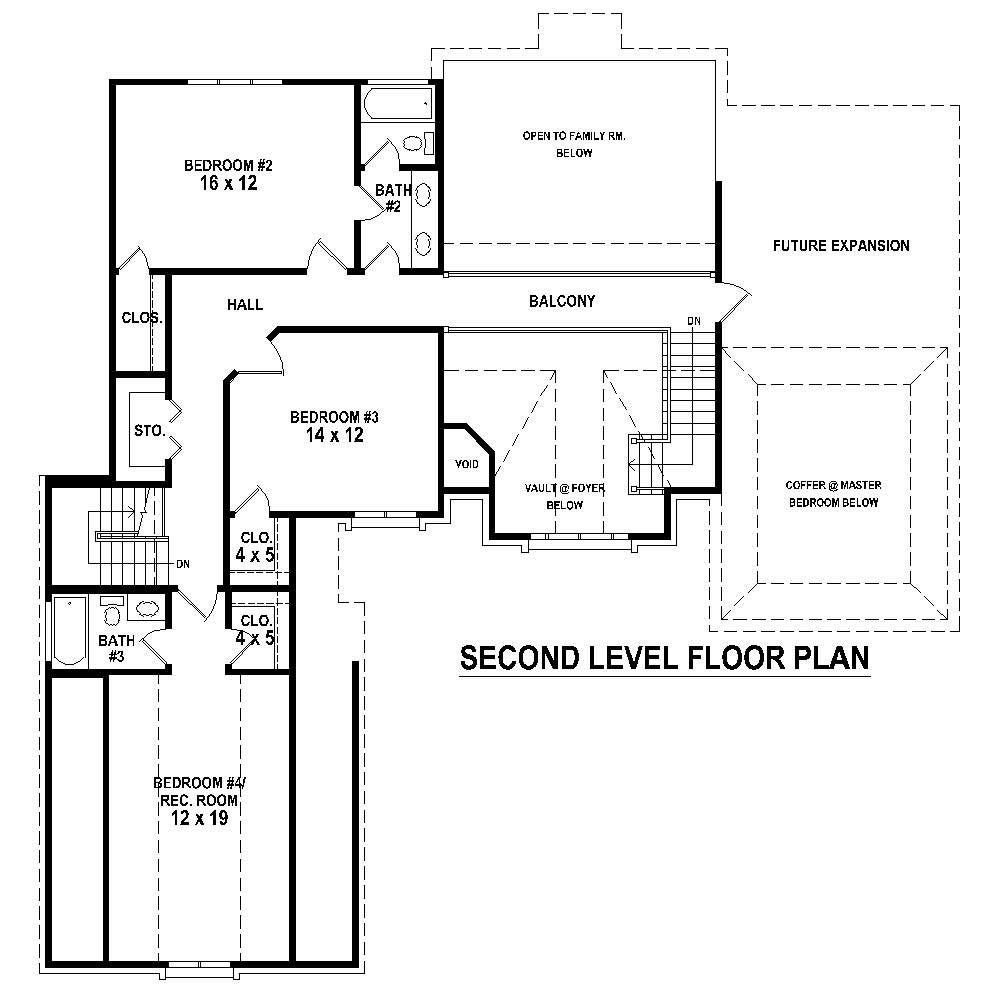 French House Plans Home Design Su B1808 1118 608 F