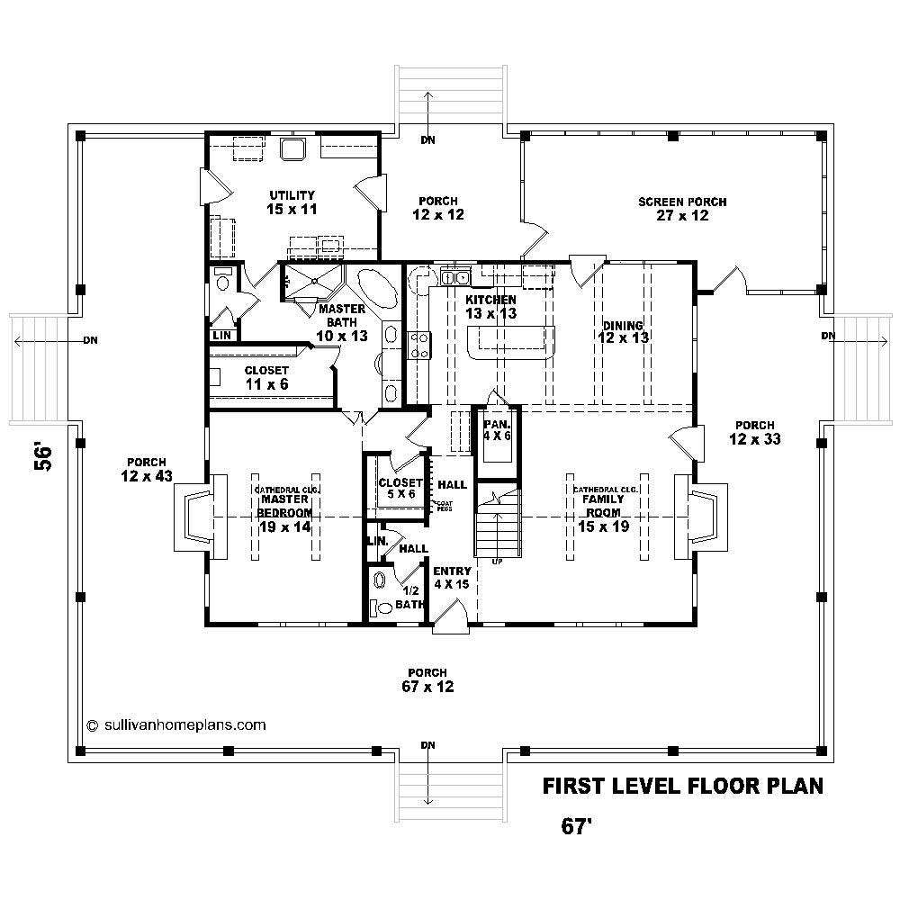 Cracker style home floor plans 100 ideas to try about for Cracker style home plans