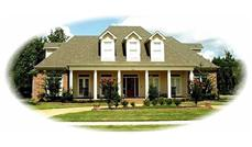 Main image for house plan # 11039