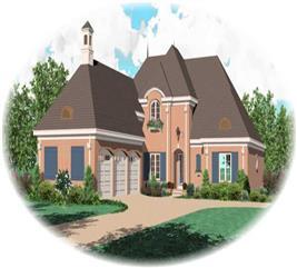 House Plan #170-1896