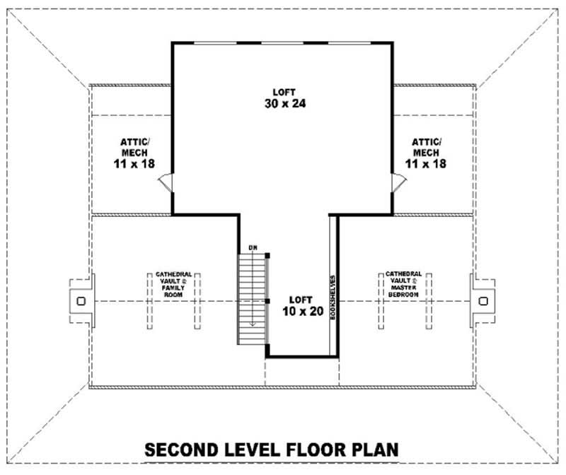 1 bedrm 3400 sq ft country house plan 170 2101 for 3400 square feet house plan