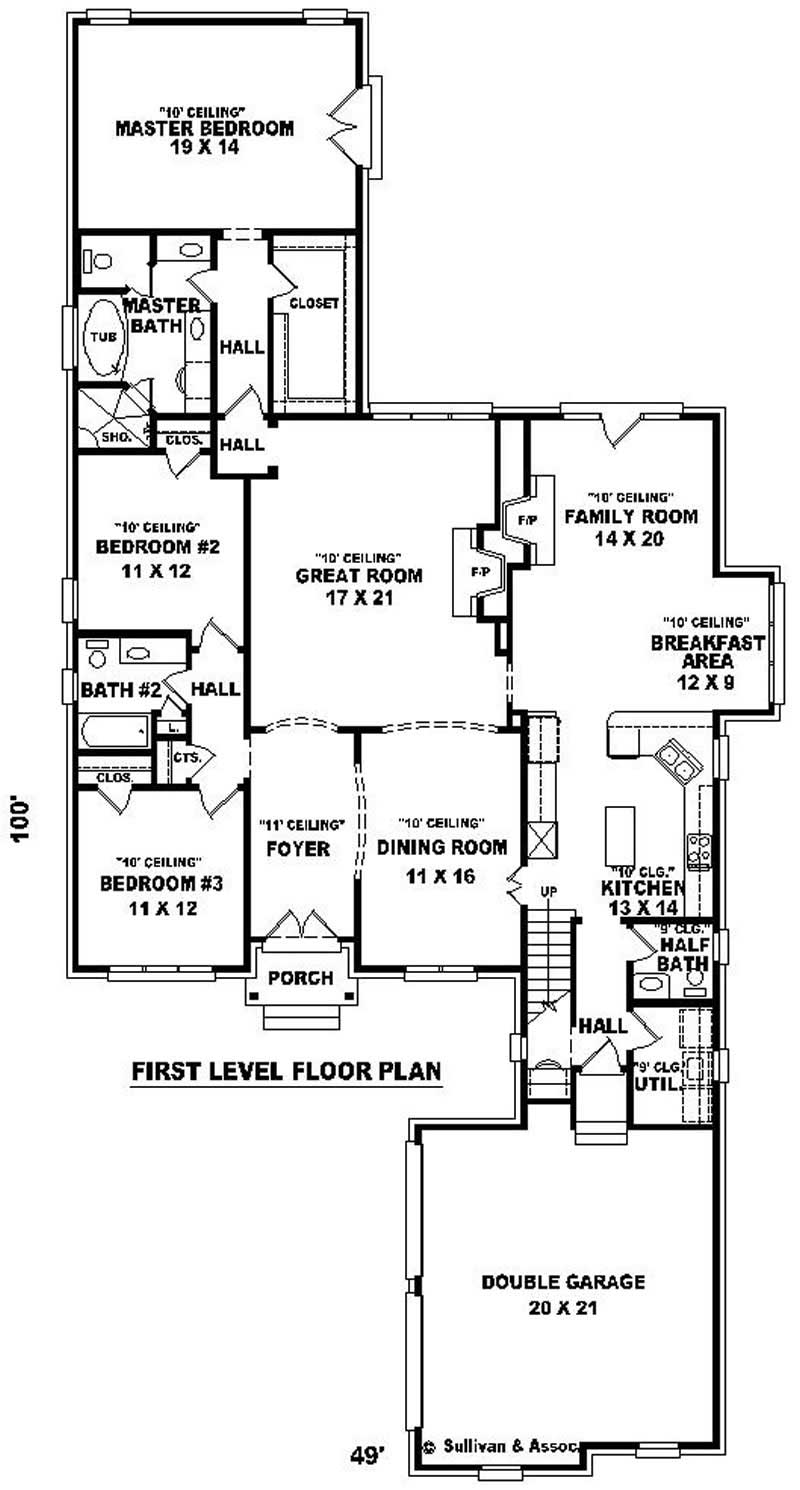 blueprints for house house plans home design su b2441 374 552 f 10774 10774