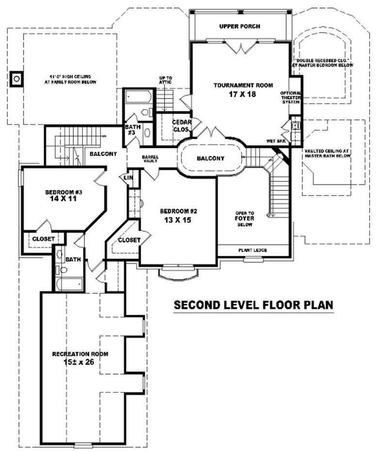 Luxury french house plans home design su b2500 1685 945 for Floor plan in french