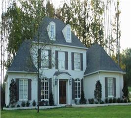 House Plan #170-2193