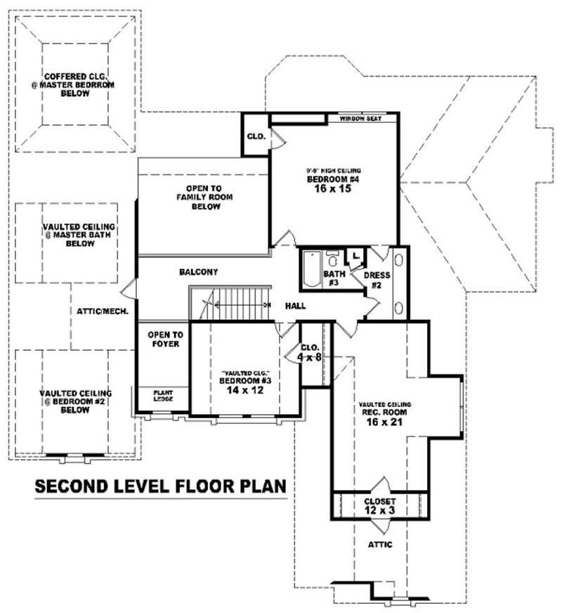 French House Plans Home Design Su B2594 1023 759 F 10843