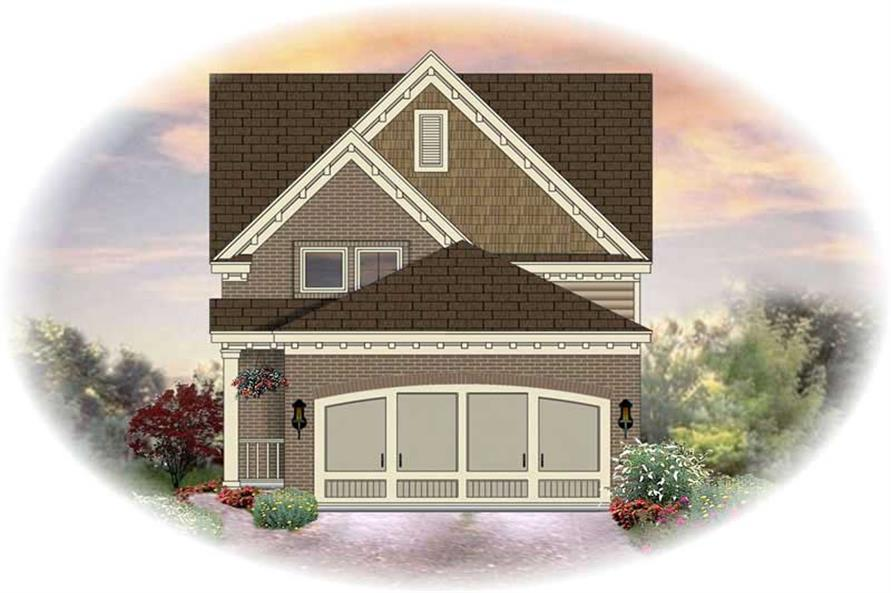 Main image for house plan # 13780
