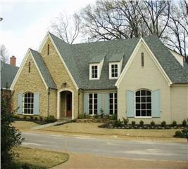House Plan #170-2451