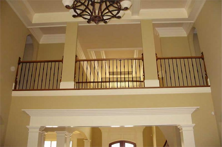 BALCONY of this 4-Bedroom,4522 Sq Ft Plan -4522