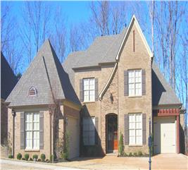 House Plan #170-2592