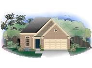 Main image for house plan # 10131