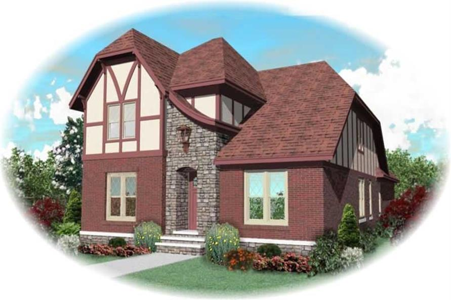 Main image for house plan # 10253