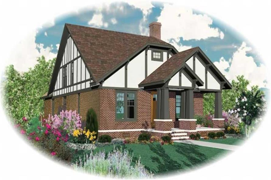 Main image for house plan # 10203