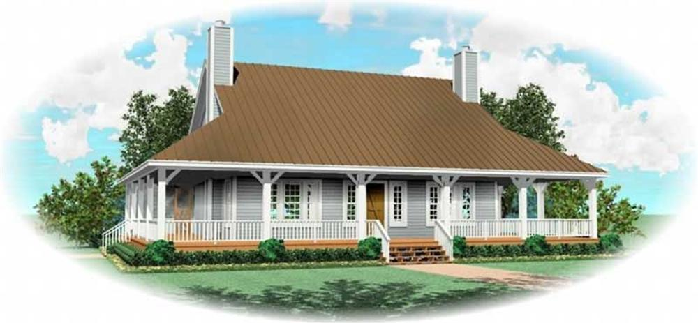 Main image for house plan #170-2777