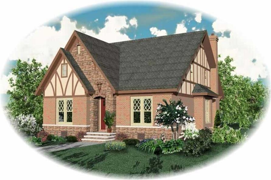 Main image for house plan # 10462