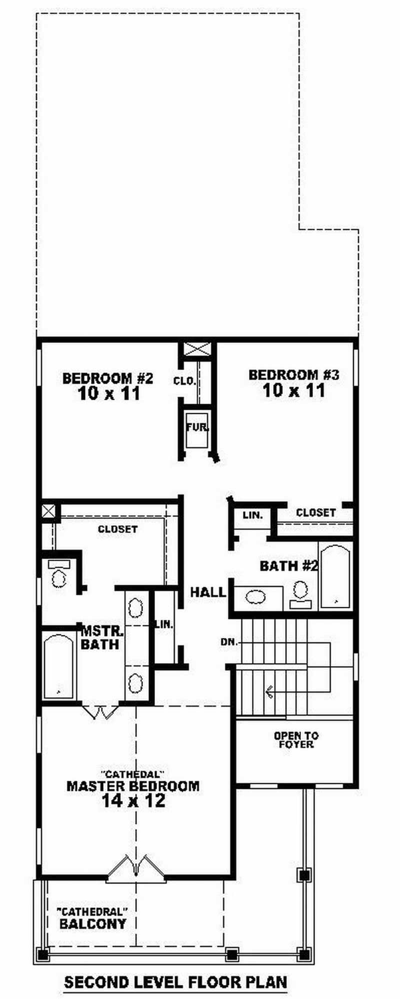 House Plan 170 2880 3 Bedroom 1670 Sq Ft Coastal