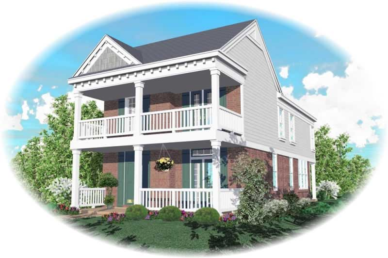 House plan 170 2945 4 bedroom 1998 sq ft coastal for 4 bedroom cape cod house plans
