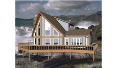 Main image for house plan # 10283