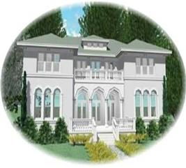 House Plan #170-3087