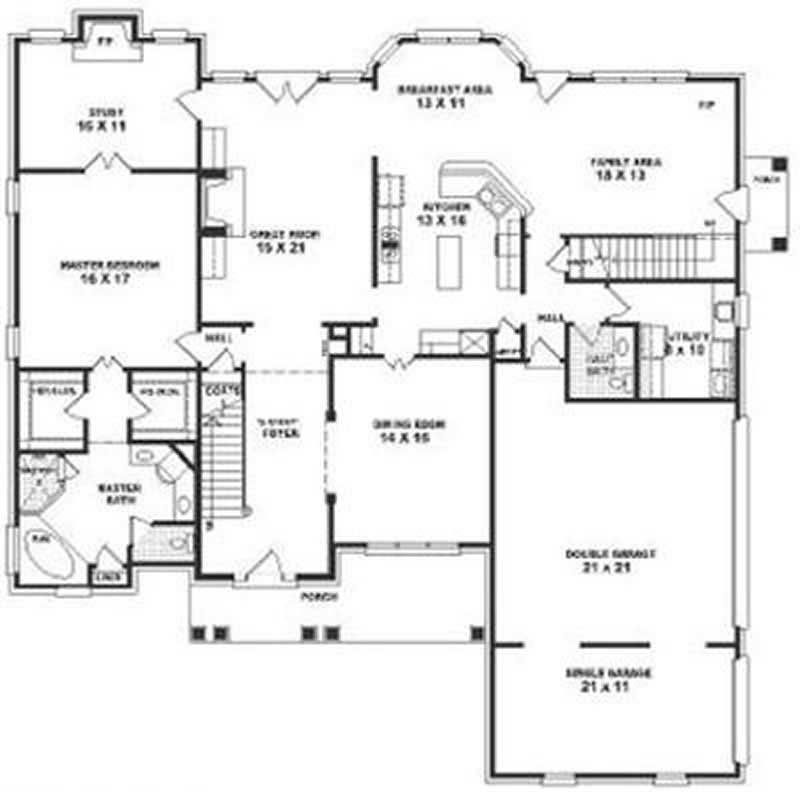 Luxury european contemporary house plans home design for European contemporary house plans