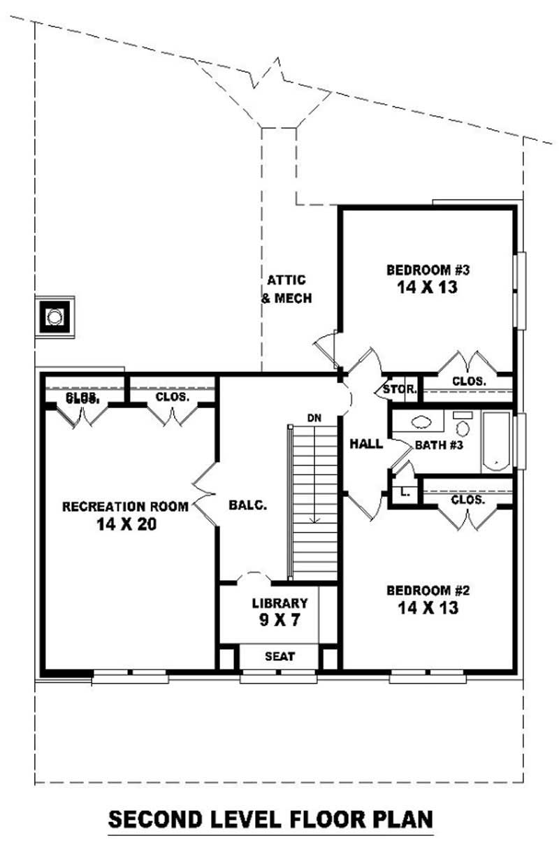 Craftsman house plans home design su b2271 1050 964 cr for 1050 sq ft floor plans
