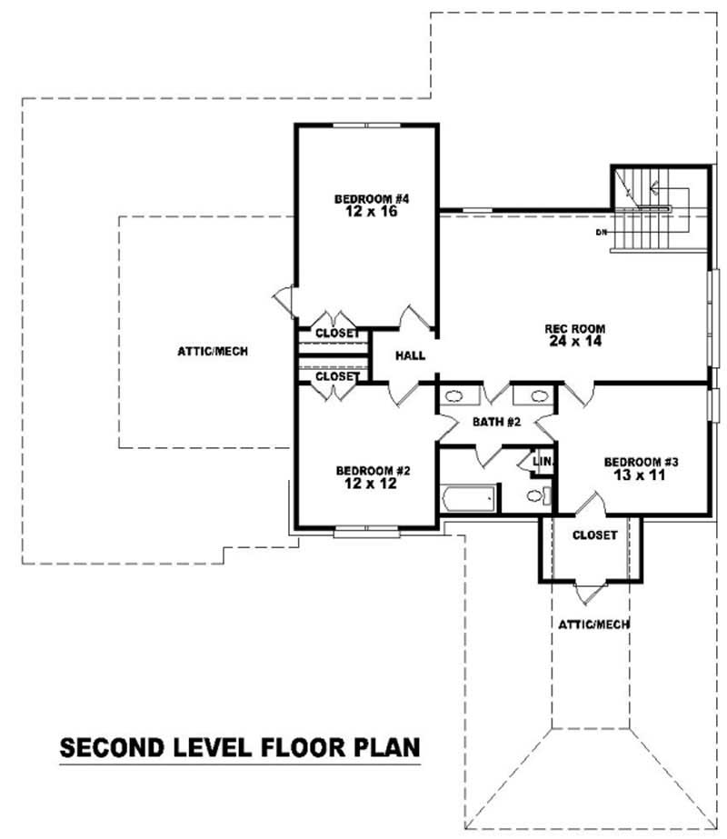 French House Plans Home Design Su B2331 1139 788 F 10674