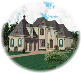House Plan #170-3232