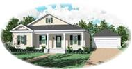 Main image for house plan # 8285